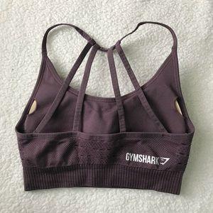 b15e999e25 Gymshark Intimates   Sleepwear - Gymshark Purple Energy Seamless Sports Bra